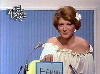 Fannie Flagg match game