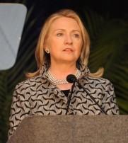 Hillary at SOFIC 2012